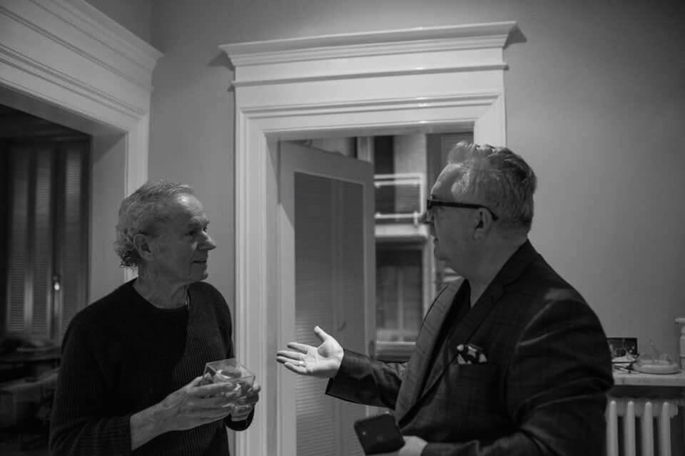 """Oral Design """"Master"""" of Master ceramists Mr Willi Geller and Dr Heimke at Oral Design, Zurich, Switzeland."""